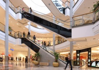 Facilities em Shoppings